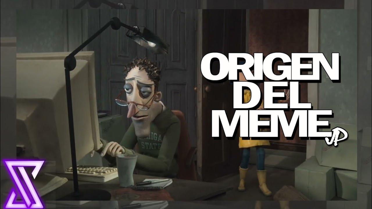 (Origen + Meme) Papá de Coraline I Origen Del Meme JP