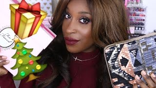 HUGE Holiday Beauty Haul 2015! | Jackie Aina