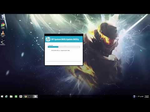 BIOS Corruption| Black Screen!!!HP ENVY QUAD 15j100| FIX!!!! HOW TO!