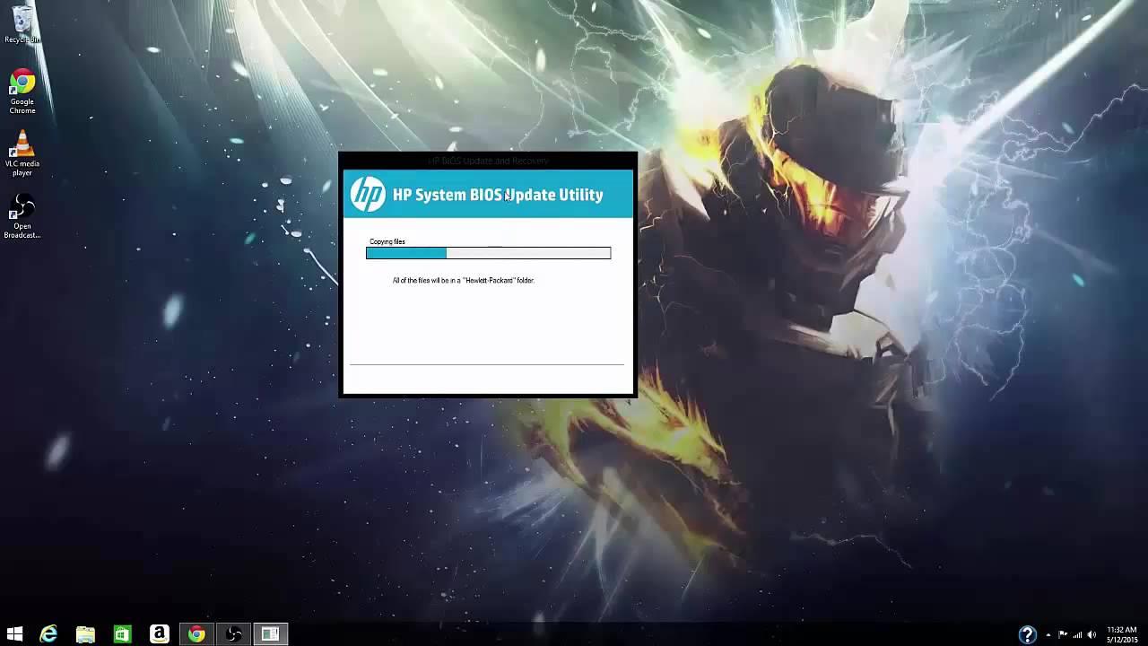 Hp notebook system bios update - Bios Corruption Black Screen Hp Envy Quad 15j100 Fix How To