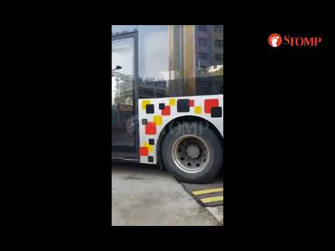 20180524_Stomp_6-year-old boy dies after getting trapped under bus in Choa Chu Kang