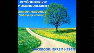Ekrem-Hesenov-peygemberler-mesumdurlar.wmv