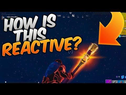 How Is The JINGU BANG Pickaxe Reactive? (What Does The Reactive Jingu Bang Pickaxe Do?)