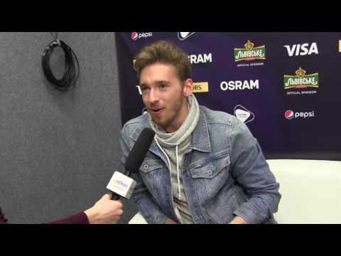 ESCKAZ in Kyiv: Interview with Nathan Trent (Austria)