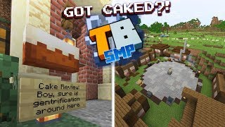 Planning a Town! - Truly Bedrock season1 #18 - Bedrock Edition Youtube Server