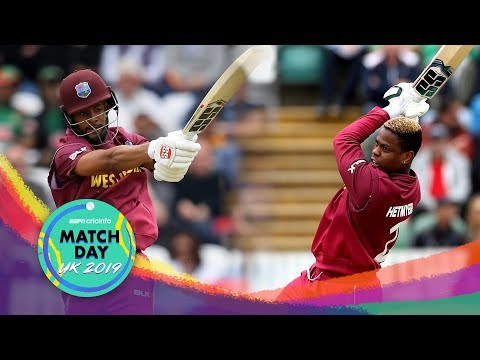 #MatchDay LIVE | #CWC19 | BAN v WI | Mid-show