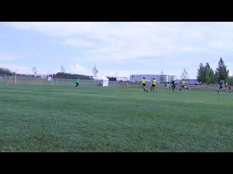 Jyla Erandio - Alberta Summer Games - Zone 6 vs Zone 5