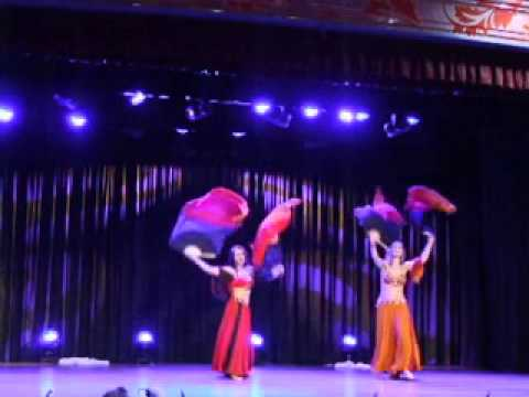 Belly Dance Expo 2013 performance to 'Harem'