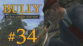 "Bully: Scholarship Edition - Gameplay Walkthrough (Part 34) ""Cheating Time"""