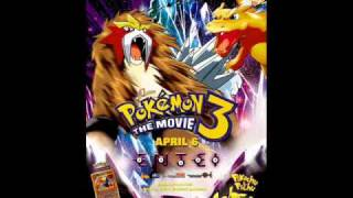 Pokémon 3: Spell of the Unown Soundtrack - Pokémon Johto (Movie Version) Swedish