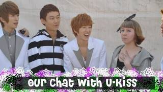 U-Kiss Backstage Chat