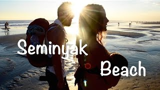 Lets go to the Beach | Seminyak, Bali #VLOG29