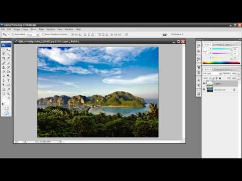 Easily Enhance an Image with Photoshop!