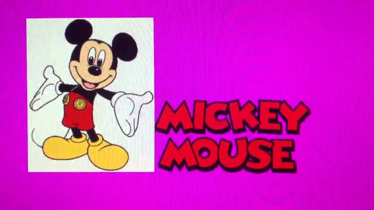 How Spell Mickeys Laugh