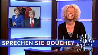 How German News Covered Trump