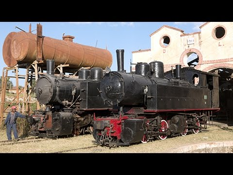 Eritrea Steam 2014