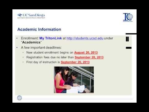 WEBINAR- Getting Started: I'm an International Graduate Student..What's Next?