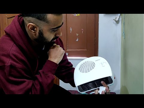 Orpat OEH 1220-2000 Fan / Blower Room Heater Unboxing and Honest Review / Best room heater for winte