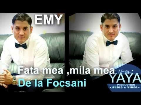 EMY DE LA FOCSANI - FATA MEA MILA MEA █▬█ █ ▀█▀ 2015