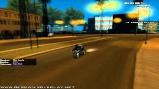 Grand Theft Auto San Andreas - GTA IV Straßen Modifikation