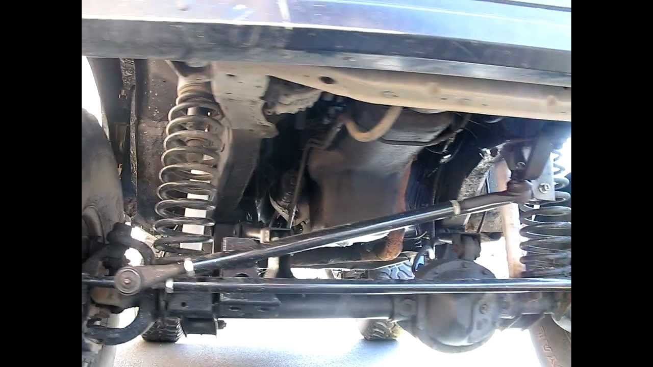 Jeep Cherokee 6 5 Quot Lift And 35 S Youtube