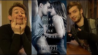 Fifty Shades Freed Movie Review w/ Andy Raper