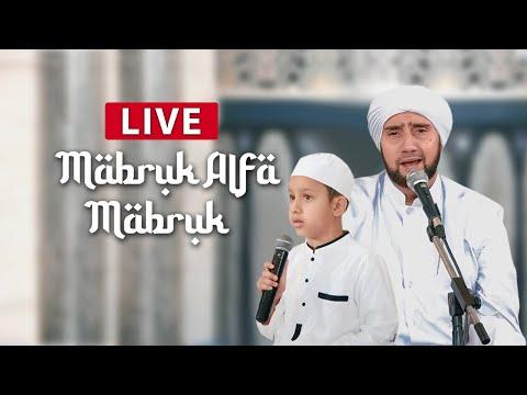 mabruk alfa mabruk live habib syech bin abdul qadir assegaf feat muhammad hadi assegaf
