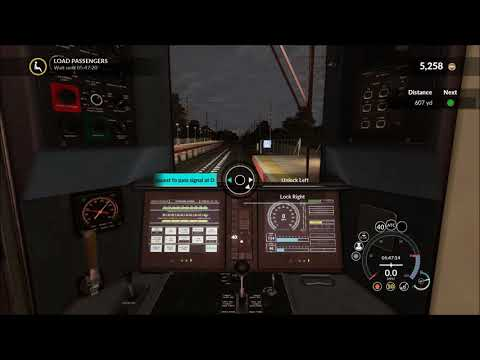 Train Sim World HD: Operating LIRR Bombardier M7 Huntington Branch Local To NY Penn Station W/ ASI