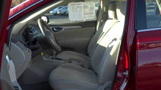 2013 NISSAN SENTRA Redding, Eureka, Red Bluff, Northern California, Sacramento, CA 124801