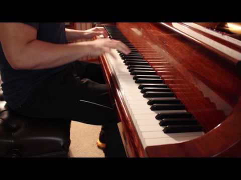 Gundam Wing Op 1 - Just Communication FULL PIANO COVER - John Yang