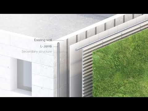 Green Studios Living Wall System