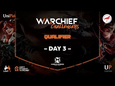 UNITY STUDENT WARCHIEF CHALLENGERS - DAY 3