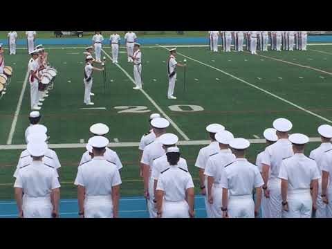 US Merchant Marine Academy Band Acceptance Day March In- Life on an Ocean Wave
