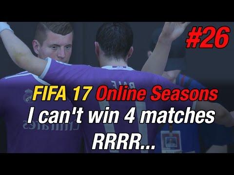 I can't win 4 matches RRRR... - Fifa 17 Online games #26
