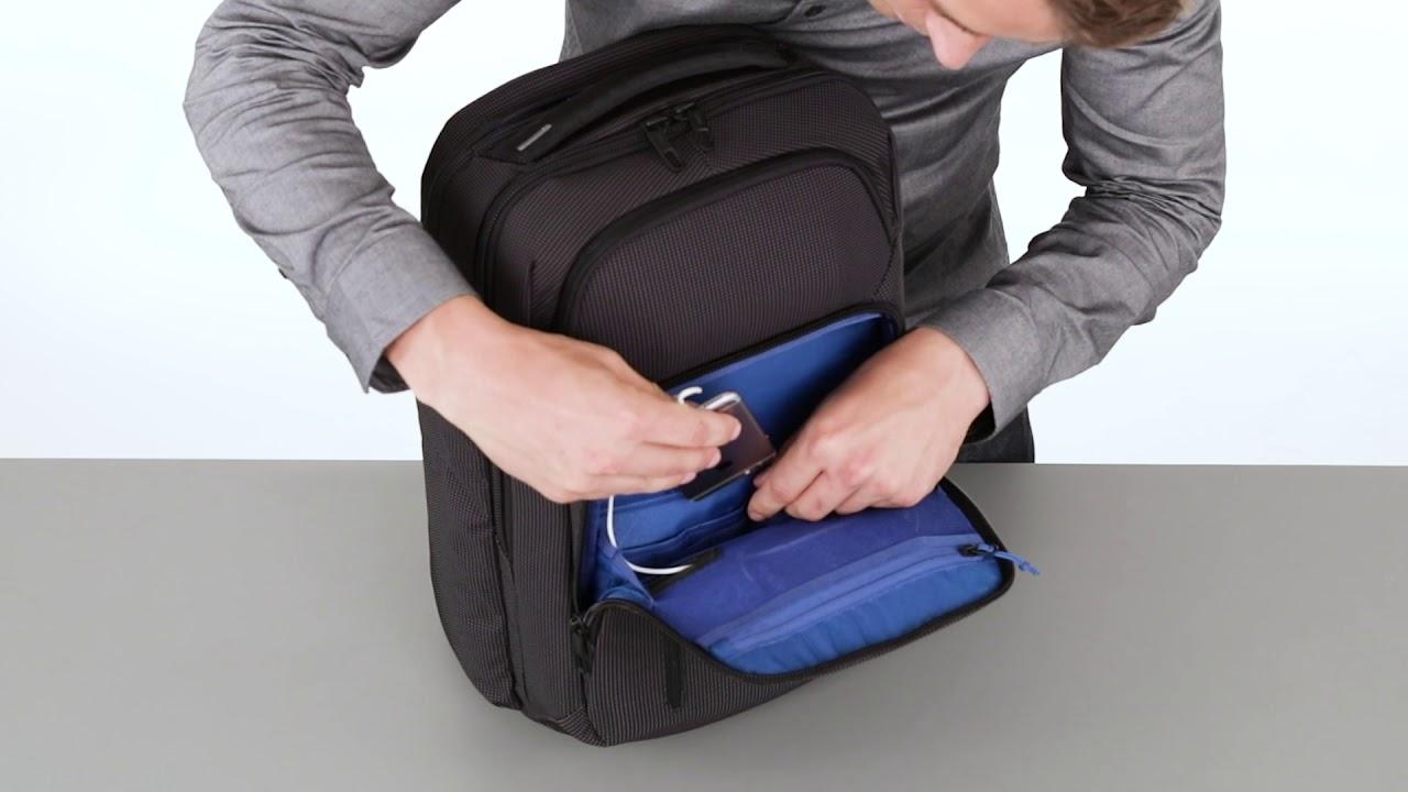 kortingsbon verkoop meer foto's Thule Crossover 2 Backpack 30L | Thule Store SA