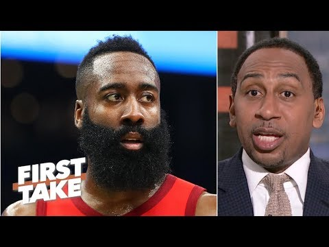 James Harden would get my MVP vote over Giannis – Stephen A. | First Take