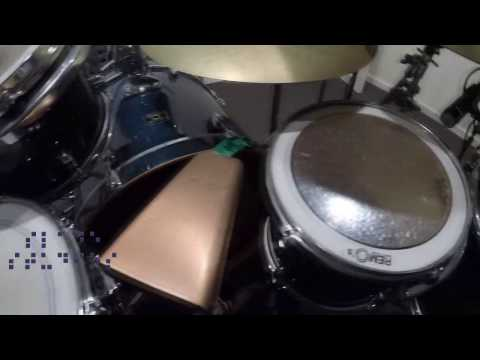 Tracking Drums Without Help (no producer/engineer) Home Recording Studio