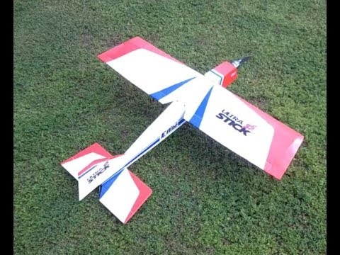 Rc Eflite Ultra Stick 25e Wild Maiden Flight Doovi