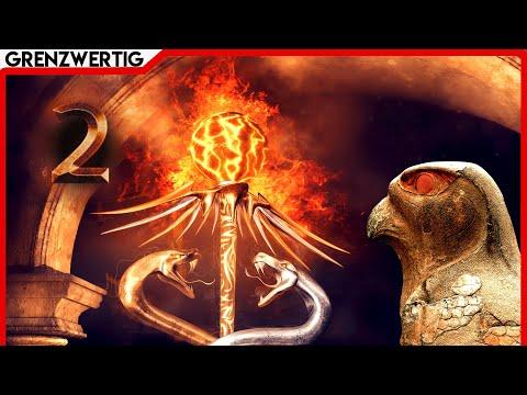Verborgene Geheimnisse des ägyptischen Gottes Thoth