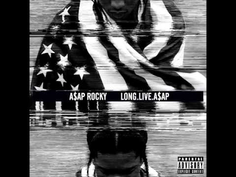 A$AP Rocky - Wild For The Night (Feat. Skrillex) [INSTRUMENTAL] (Pitched + Not pitched)