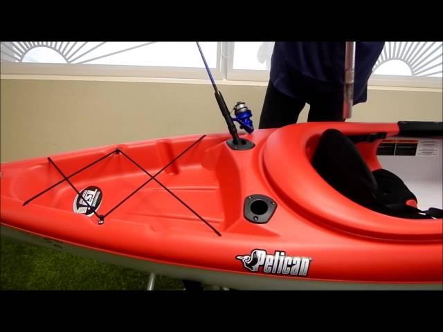 Pelican Matrix 100X Angler kayak