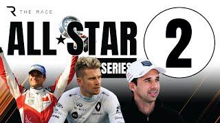 The Race All-Star esports Battle Rd. 2 - Bahrain F1 GP alt. event (rFactor 2 + Indianapolis)