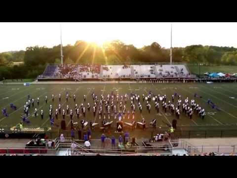 Arab High School Marching Band - MidSouth 09/24/2016