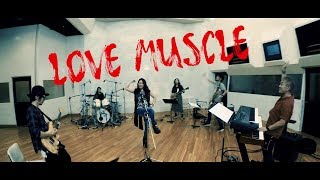 大黒摩季「LOVE MUSCLE」MUSIC VIDEO