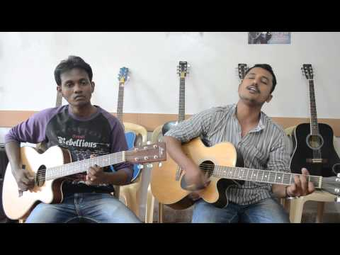 Haravali Pakhare BP (Balak Palak) Marathi Movie Song Guitar Cover By Arvind & Ravi