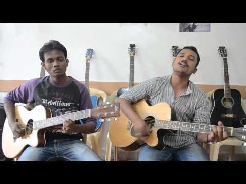 Haravali Pakhare BP (Balak Palak) Marathi Movie Song Guitar Cover By Arvind & Ravi