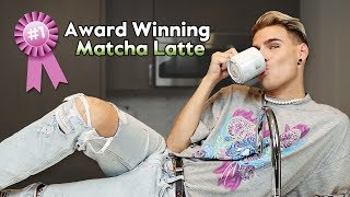 I Made The Best Matcha Latte In The World