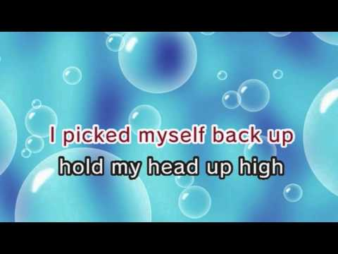I Don't Know My Own Strength (Karaoke and Lyric Version)