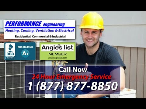 Berkley, MI AC and Furnace Repair - Performance Engineering HVAC