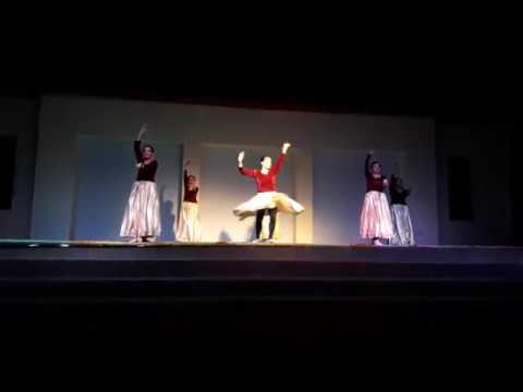 Bekhauff song Dance performance at Kanoria College 2018